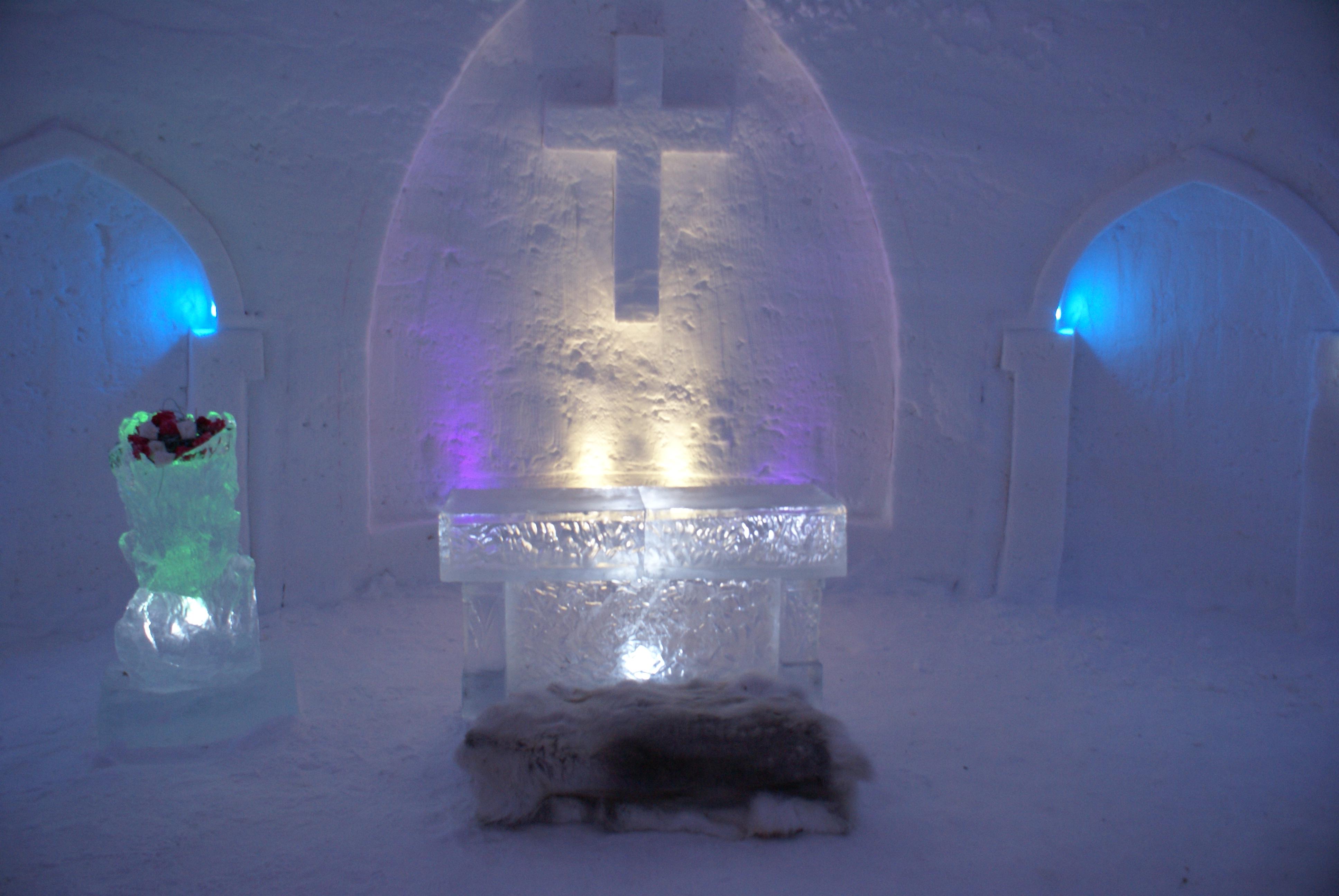Levi 2012 Snowhotel