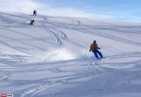 arocamp.com, Bitlis Sapgõr Ski Center