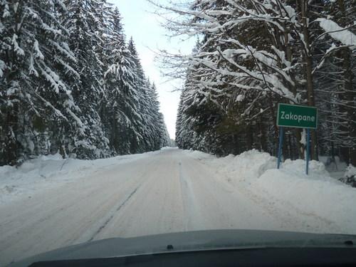 Zakopane Ski Resort by: Jacek
