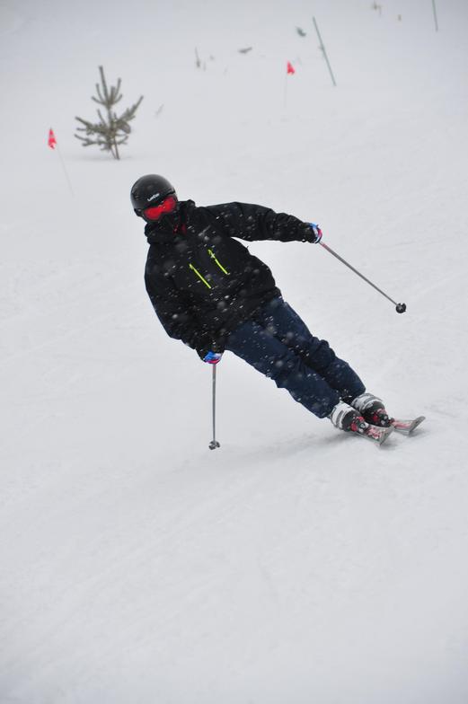 Kartalkaya skiing