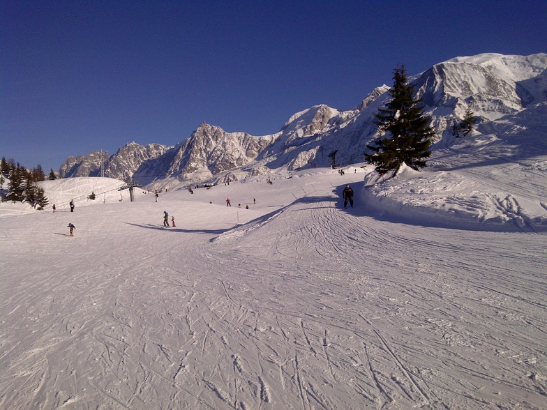 Looking Back, Les Houches