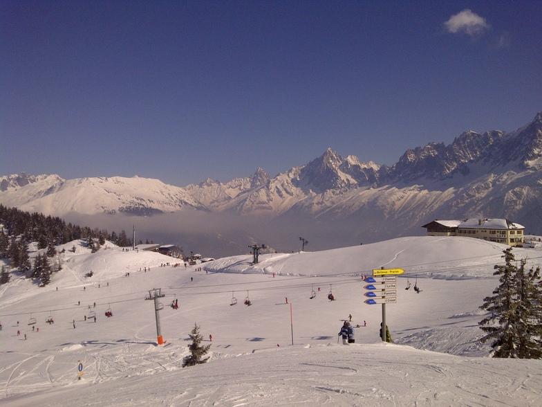 Ski Sunday, Les Houches