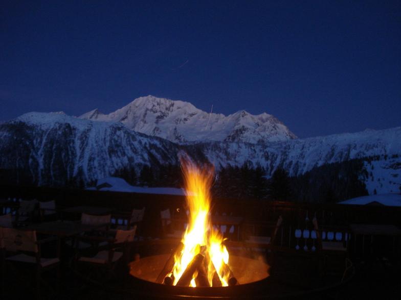 Fire & Snow, Courchevel