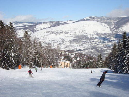 Ax 3 Domaines Resort Guide