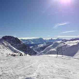 Hauptertäli, Davos