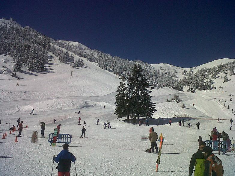 Mainalo snow