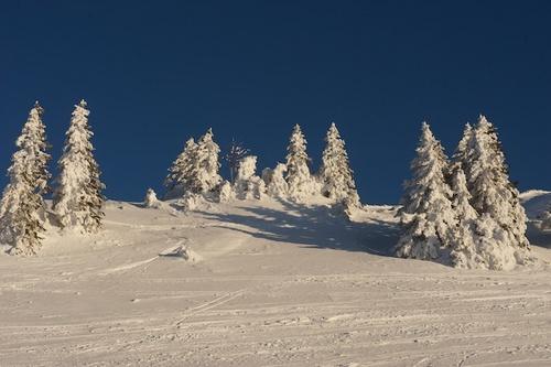 La Dôle Ski Resort by: Chris Patient