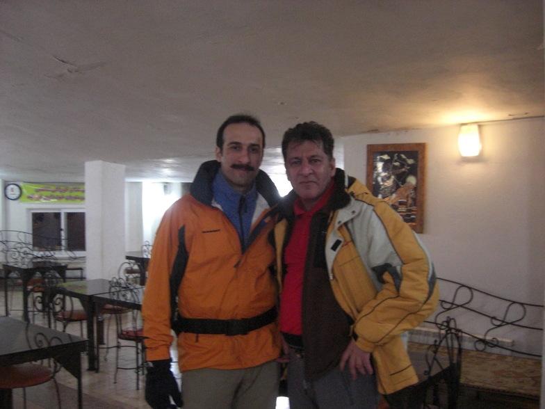 Vahid&Farhad, Tochal
