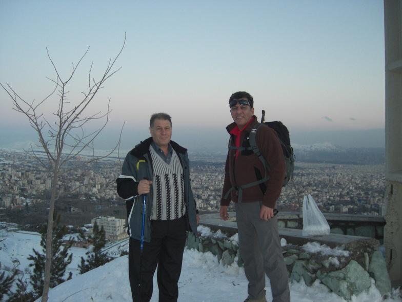 Pashaee&Farhad, Tochal