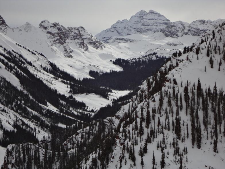 Pyramid Peak, Snowmass