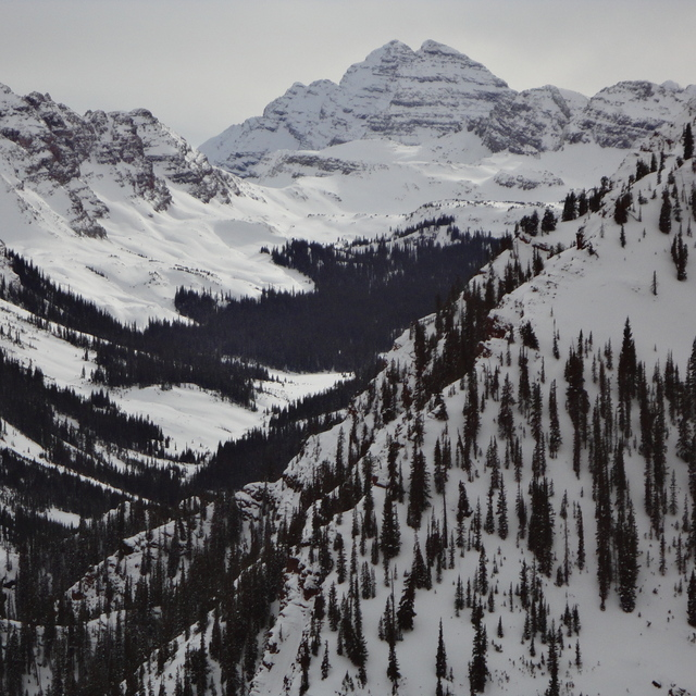 Pyramid Peak, Snowmass