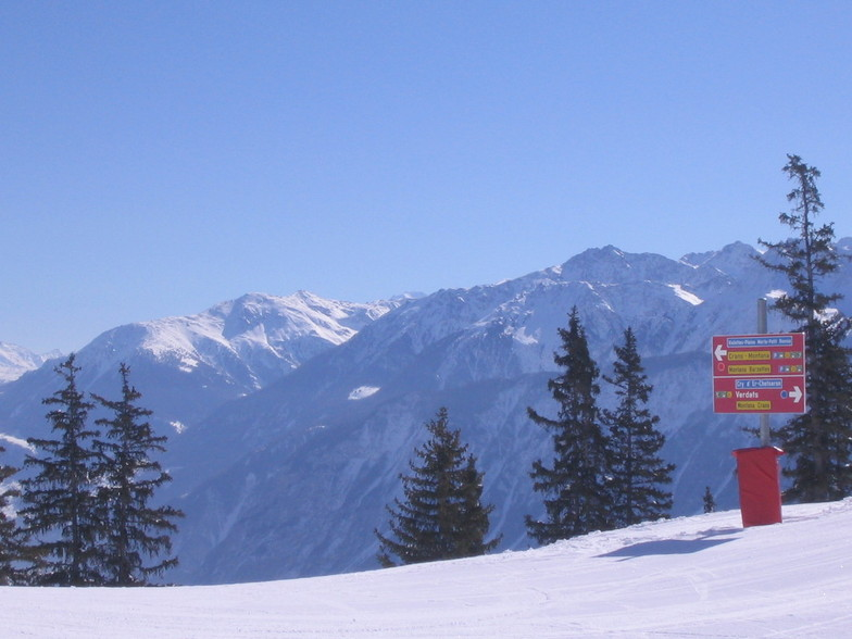 Which Way?, Crans Montana