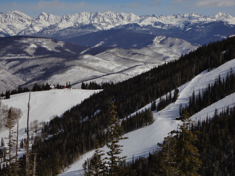 Beaver Creek snow