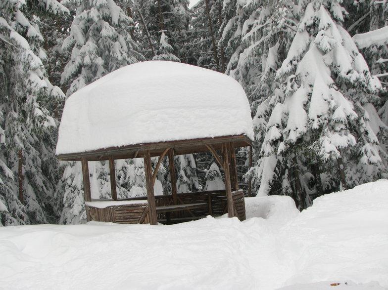 snow, Chepelare