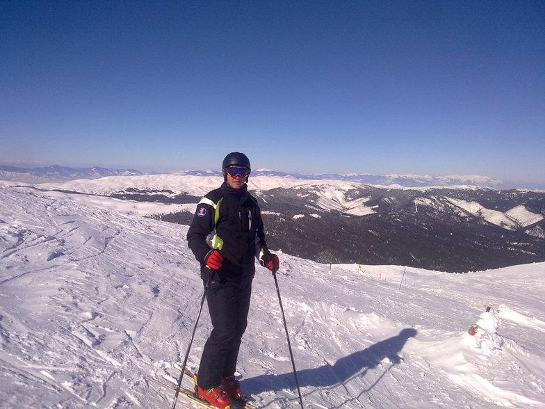 seli  mountain peak,  excelent view, halastra team