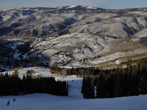 Beaver Creek Ski Resort by: Tom