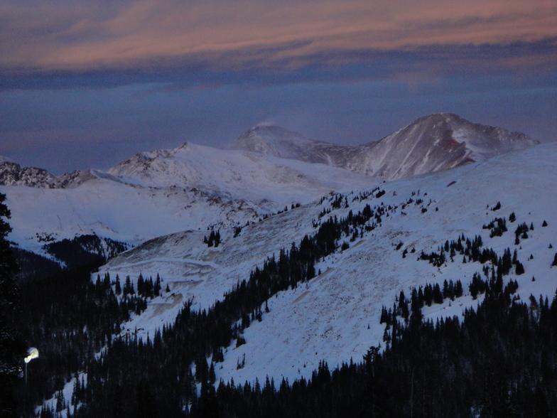 Independence Mountain, Keystone
