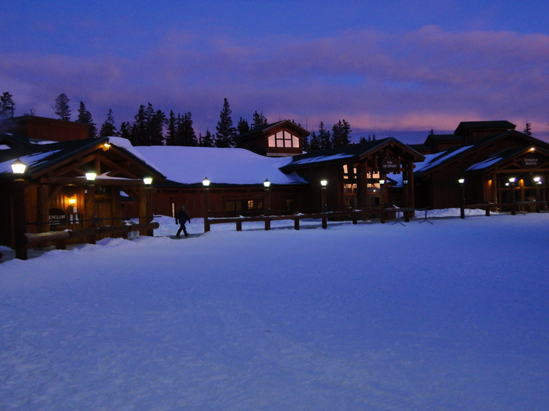 The Outpost, Keystone