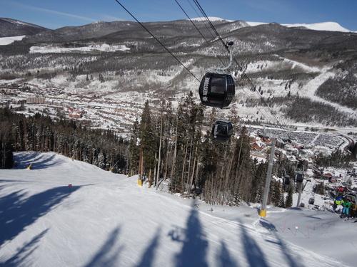 Keystone Ski Resort by: Tom