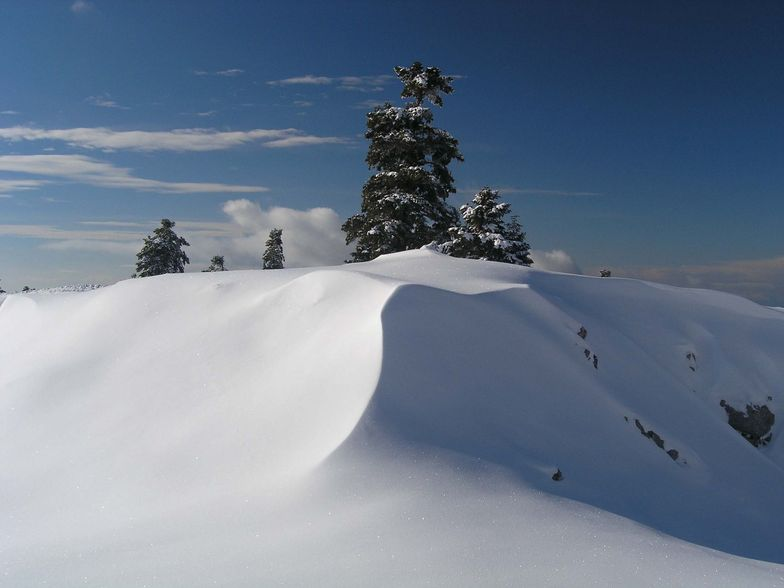 Mt.Hut M.Defner, Mount Parnassos