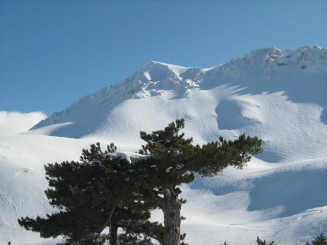 Davraz Dağı