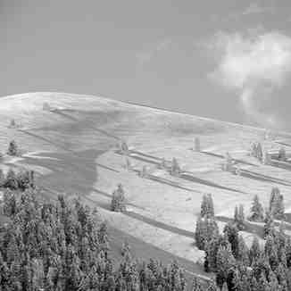 Helmos second highest peak 2120 m, Kalavryta Ski Resort