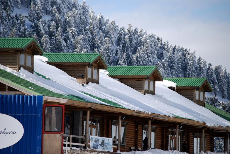 first chalet 1700m, Kalavryta Ski Resort