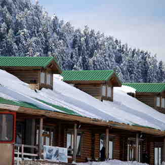 first chalet 1700m, Kalavryta Ski Resort