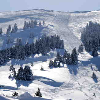 Helmos ski resort, Kalavryta Ski Resort