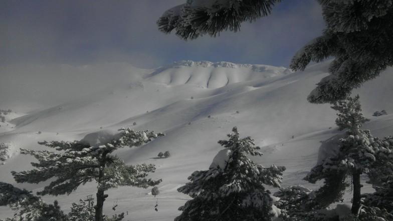 Ocak 2012 Region 1, Davraz