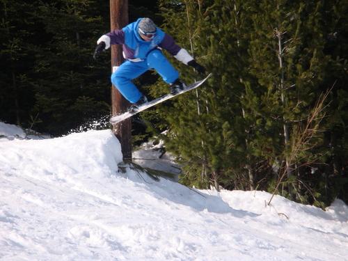 Kopanki - Pelister Ski Resort by: TIGAR