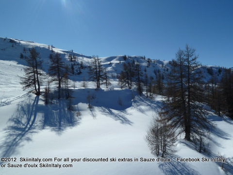 Via Lattea Sauze d'oulx with SkiInItaly.com, Sauze d'Oulx (Via Lattea)