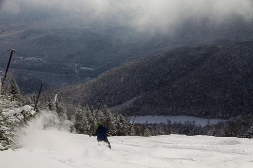 Whiteface Mountain (Lake Placid) Ski Resort by: Aaron Kellett
