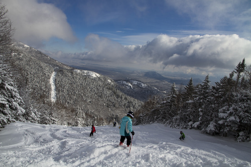 Whiteface Mountain (Lake Placid) Ski Resort by: Aaron Kellett