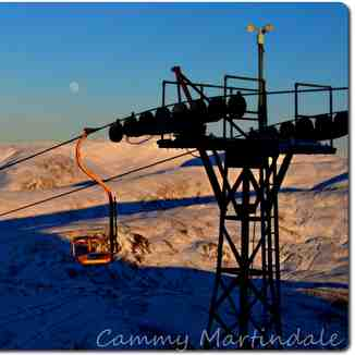 50 Years of the Cairnwell Chairlift, Glenshee
