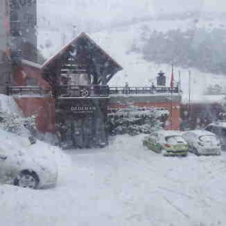 snow snow snow, Mt Palandöken