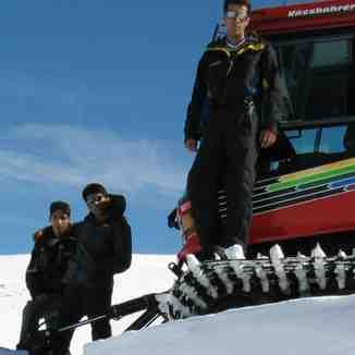 behnam jamshidnezhad, Pooladkaf Ski Resort