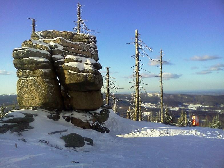 Szklarska Poręba snow