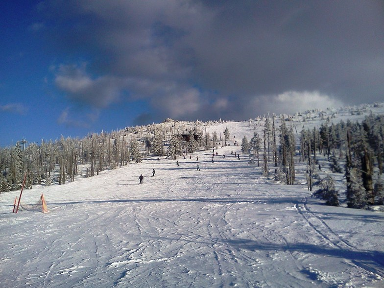 Lolobrygida ski trail, Szklarska Poręba