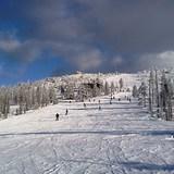 Lolobrygida ski trail, Poland