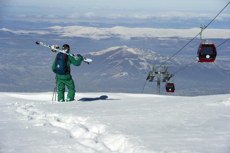 Erciyes Gondol Lift, Erciyes Ski Resort