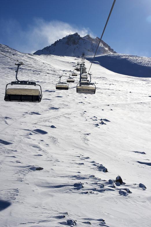 Erciyes Sagsakallik - Hitit Tepe Chair Lift, Erciyes Ski Resort