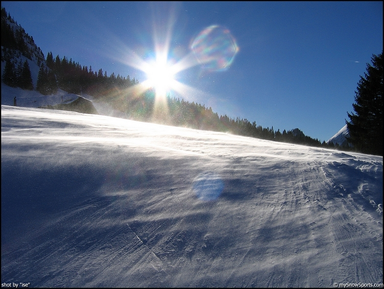 Jaun snow