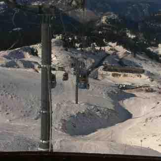 Τηλεκαμπίνα Αφροδίτη, Mount Parnassos