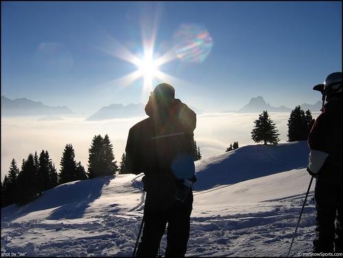 Gstaad - Schönried - Saanenmöser Ski Resort by: Ian Spare