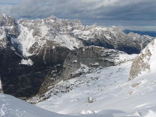 Sella Nevea Ski Resort by: roberta kereki