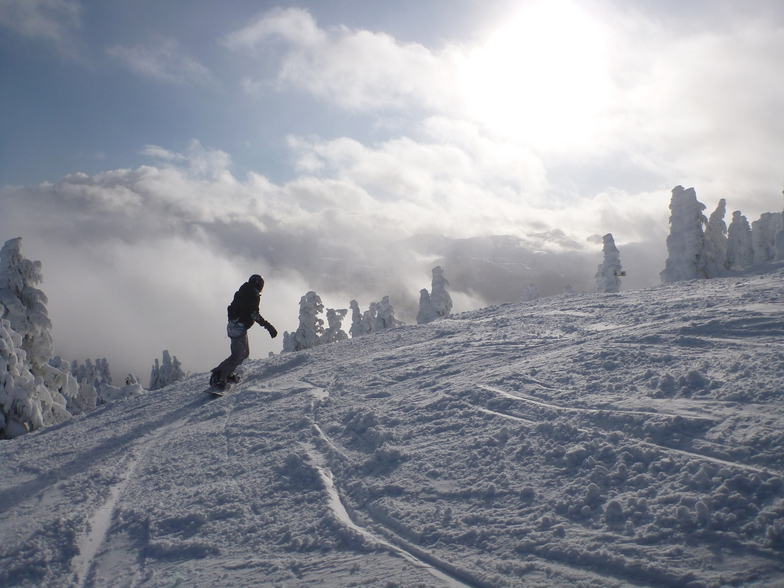 ..., Mount Washington