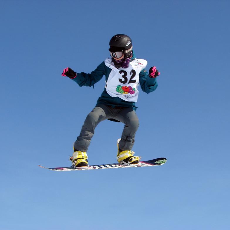 FIS Snowboard Cup, Mavrovo 2012., Mavrovo-Zare Lazarevski