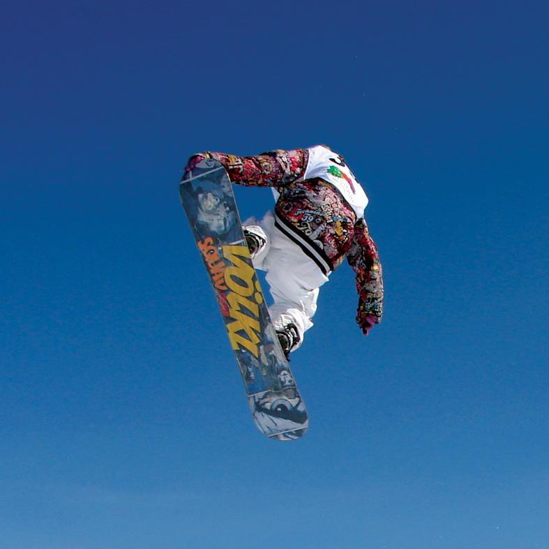 The Winner Jump, Resort Mavrovo