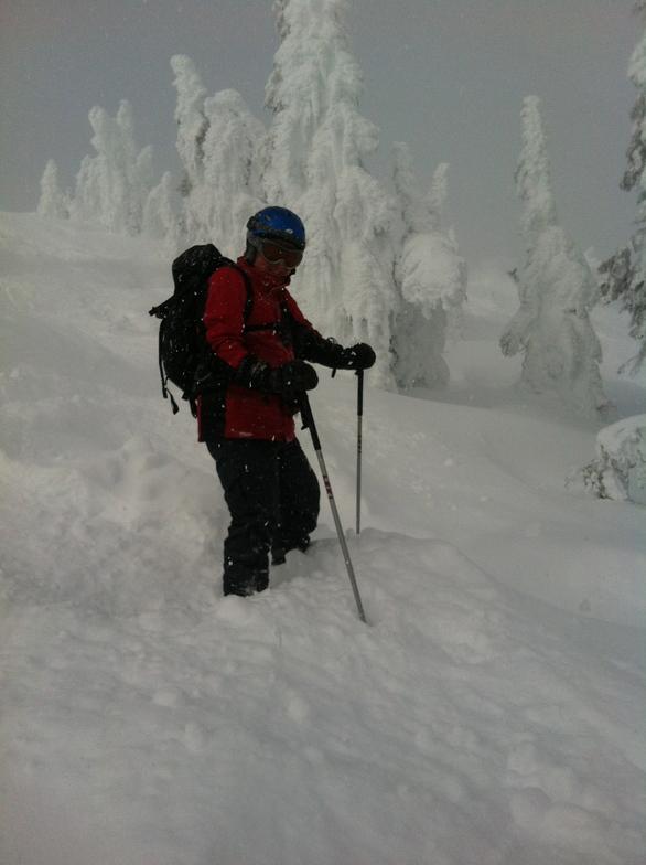 Perfect Pow Day, Mount Washington